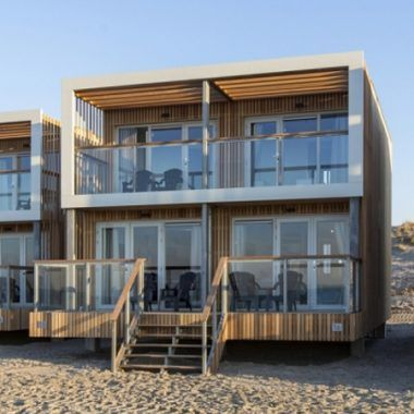 Beach Villa's Hoek van Holland